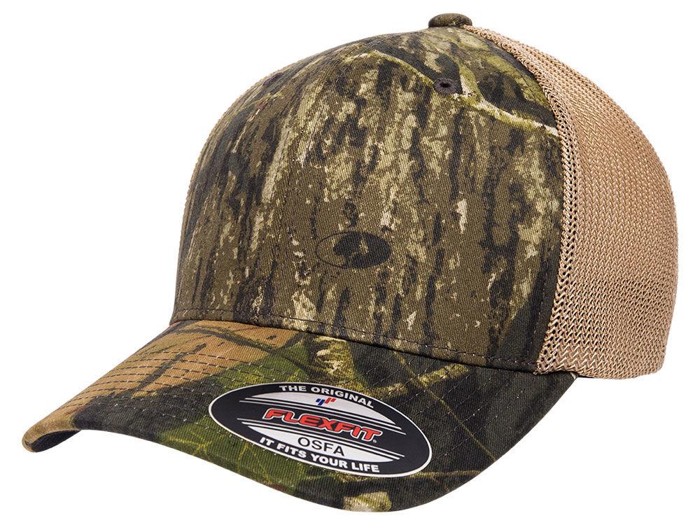 Flexfit Mossy Oak Stretch Mesh Cap  6120b98f0a5