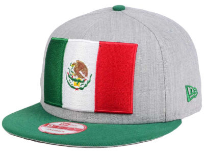 Mexico Heather Grand 9FIFTY Snapback Cap