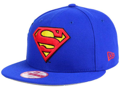 Superman DC Comics Fresh Side 9FIFTY Snapback Cap