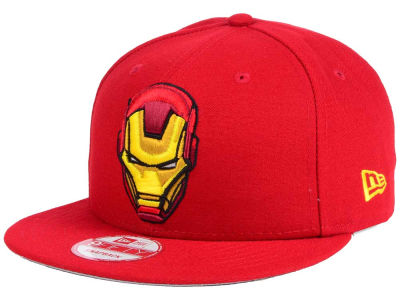 Ironman Marvel Fresh Side 9FIFTY Snapback Cap