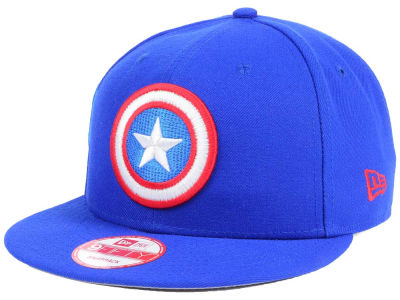 Marvel Fresh Side 9FIFTY Snapback Cap