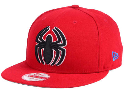 Spiderman New Era Fresh Side 9FIFTY Snapback Cap