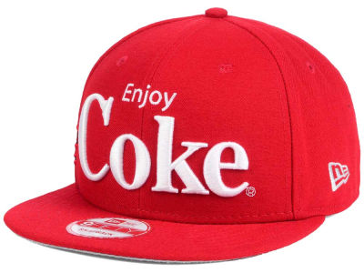 Coca Cola New Era Fresh Side 9FIFTY Snapback Cap
