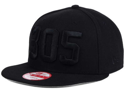 Miami Miami Fresh Side 9FIFTY Snapback Cap