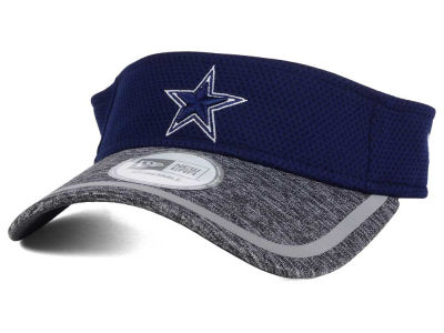 Dallas Cowboys New Era 2016 NFL Training Visor
