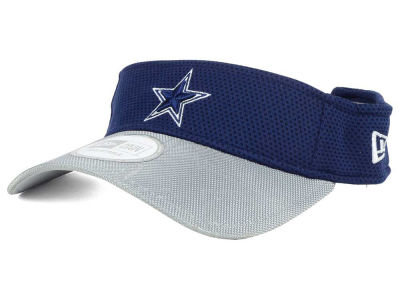 Dallas Cowboys New Era 2016 Official NFL Sideline Visor