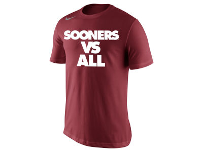 Oklahoma Sooners Nike NCAA Men's Selection Sunday T-Shirt