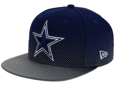 Dallas Cowboys New Era NFL Flow Flect 9FIFTY Snapback Cap
