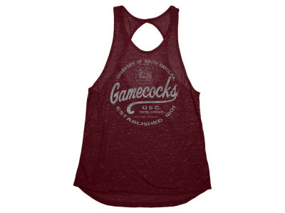 South Carolina Gamecocks NCAA Women's Confetti Twist Back Tank