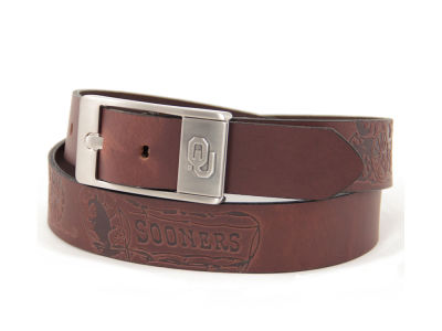 Oklahoma Sooners Brandish Belt