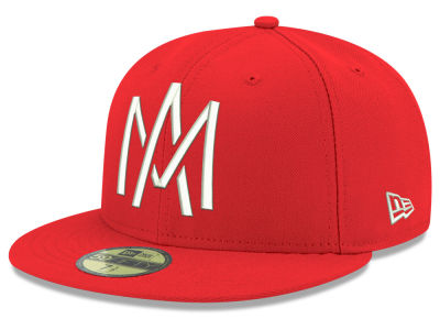 Aguilas de Mexicali New Era Mexican Pacific 59FIFTY Cap