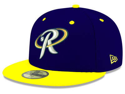 Rieleros de Aguascalientes New Era Mexican Pro 59FIFTY Cap
