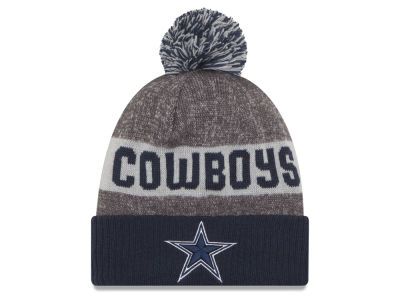 Dallas Cowboys New Era NFL 2016 Official Sport Sideline Knit