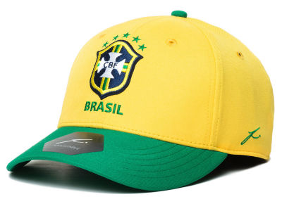 Brazil FI Collection Team Core Snapback Cap