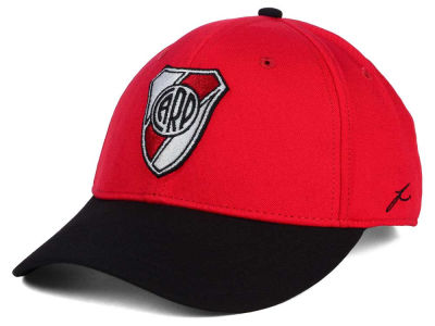 Club Athletico River Plate Fan Ink FI Collection Team Core Snapback Cap