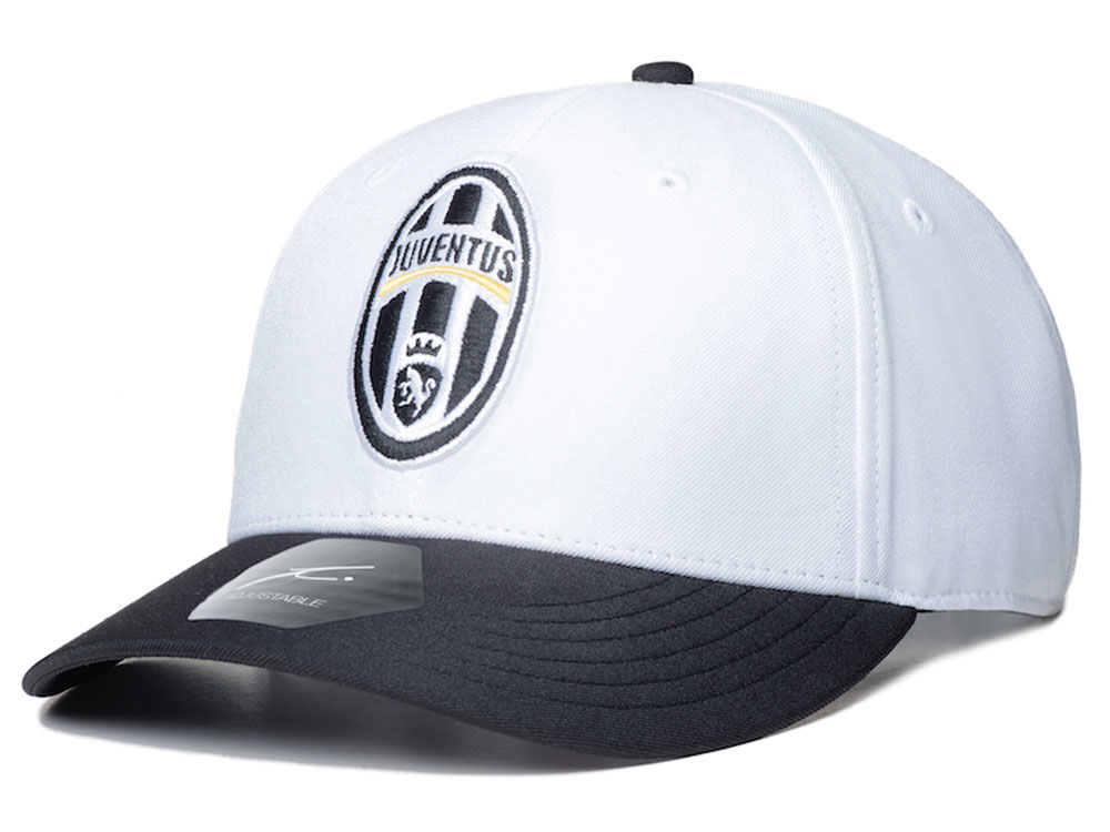 Juventus Fan Ink FI Collection Team Core Snapback Cap  91f685a093c0