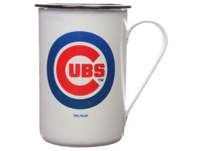 Chicago Cubs Memory Company 15oz Tin Mug
