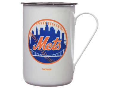 New York Mets 15oz Tin Mug