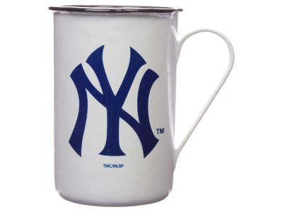 New York Yankees 15oz Tin Mug