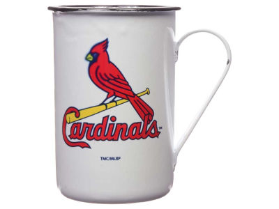 St. Louis Cardinals 15oz Tin Mug