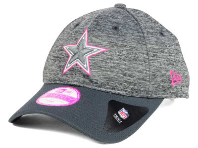 Dallas Cowboys New Era NFL Women's Breast Cancer Awareness 9TWENTY Cap