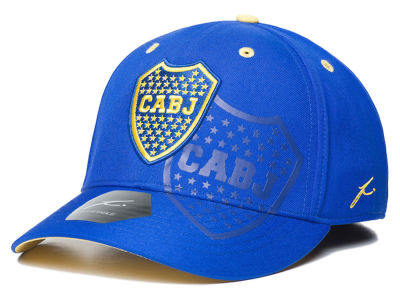Boca Juniors FI Collection Team Color Flex Cap