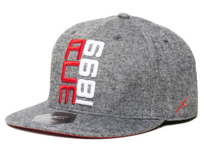 AC Milan FI Collection Heather Snapback Cap