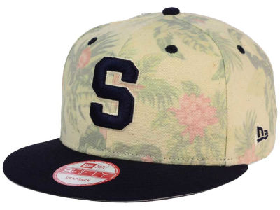 Syracuse Orange New Era NCAA Faded Trop 9FIFTY Snapback Cap