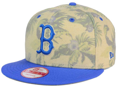 UCLA Bruins New Era NCAA Faded Trop 9FIFTY Snapback Cap