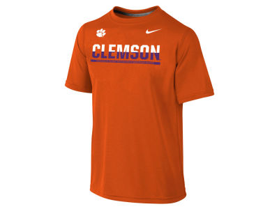 Clemson Tigers NCAA Youth Legend Dri-Fit Staff T-Shirt
