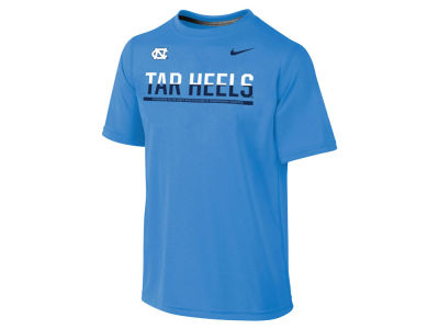 North Carolina Tar Heels NCAA Youth Legend Dri-Fit Staff T-Shirt