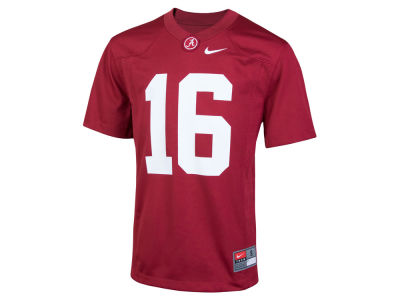 Alabama Crimson Tide Nike NCAA Youth Replica Football Game Jersey