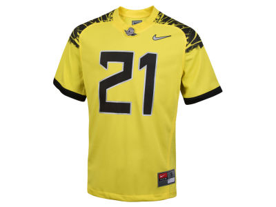 Oregon Ducks Nike NCAA Youth Replica Football Game Jersey