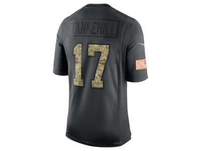 Miami Dolphins Ryan Tannehill Nike NFL Men's 2016 Salute to Service Jersey