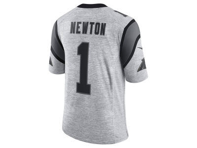 Carolina Panthers Cam Newton Nike NFL Men's Gridiron 2 Jersey