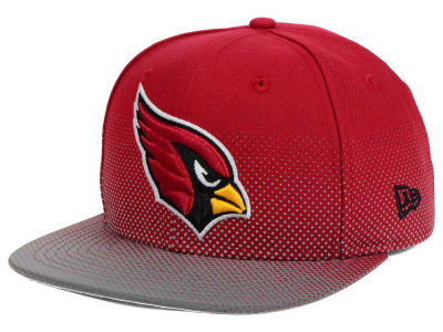 Arizona Cardinals New Era NFL Flow Flect 9FIFTY Snapback Cap