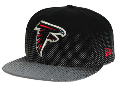 Atlanta Falcons New Era NFL Flow Flect 9FIFTY Snapback Cap