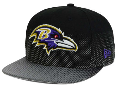 Baltimore Ravens New Era NFL Flow Flect 9FIFTY Snapback Cap