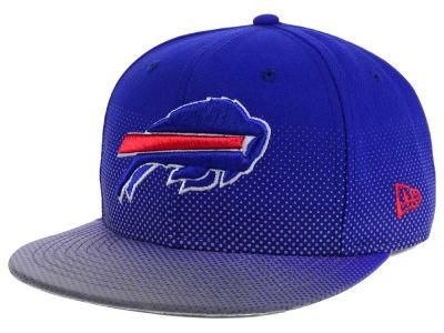 Buffalo Bills New Era NFL Flow Flect 9FIFTY Snapback Cap