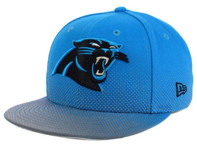 Carolina Panthers New Era NFL Flow Flect 9FIFTY Snapback Cap
