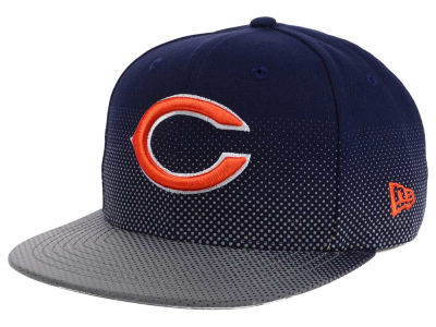 Chicago Bears New Era NFL Flow Flect 9FIFTY Snapback Cap