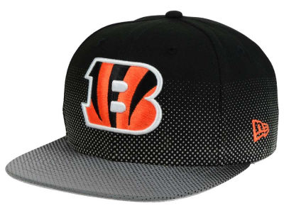 Cincinnati Bengals New Era NFL Flow Flect 9FIFTY Snapback Cap