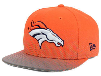 Denver Broncos New Era NFL Flow Flect 9FIFTY Snapback Cap