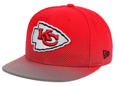 Kansas City Chiefs New Era NFL Flow Flect 9FIFTY Snapback Cap