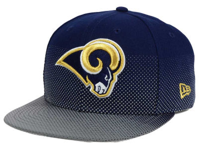 Los Angeles Rams New Era NFL Flow Flect 9FIFTY Snapback Cap