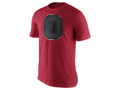 Ohio State Buckeyes Nike NCAA Men's Champ Drive Reflective Logo T-Shirt