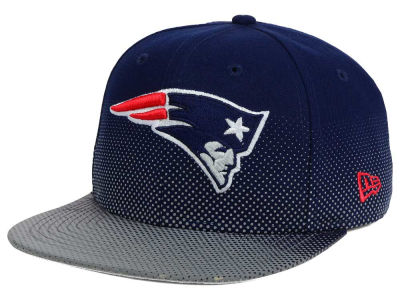 New England Patriots New Era NFL Flow Flect 9FIFTY Snapback Cap