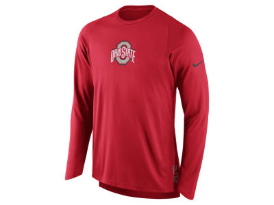 Ohio State Buckeyes Nike NCAA Men's Elite Shooter Long Sleeve T-Shirt