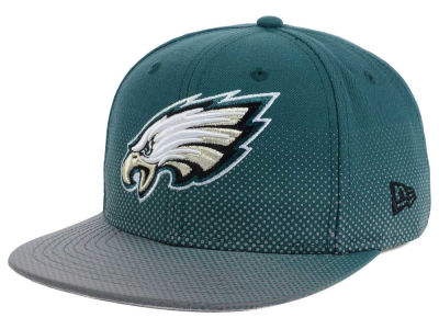 Philadelphia Eagles New Era NFL Flow Flect 9FIFTY Snapback Cap