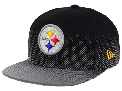 Pittsburgh Steelers New Era NFL Flow Flect 9FIFTY Snapback Cap